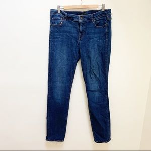 Ann Taylor The Skinny Modern Fit Skinny Jeans 14